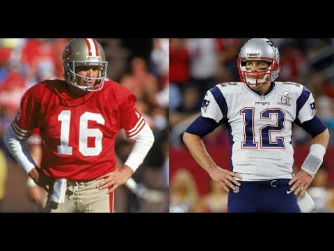 """Don't leave the Patriots"" Joe Montana's advice for Tom Brady"