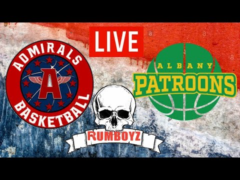 TBL on SportsCastr Tri-State Admirals vs Albany Patroons