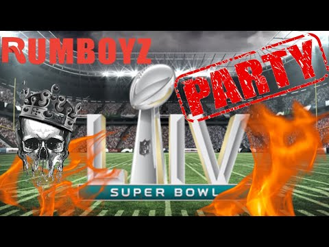 Rumboyz Super Bowl LIV Kickoff Party!