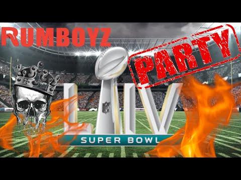Rumboyz Super Bowl LIV Kickoff Party!