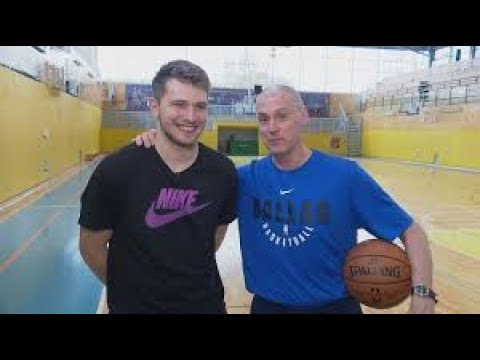 Can Rick Carlisle maximize Luka and Kristaps' talent together? Can they win a 🏆?