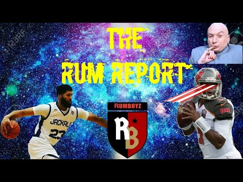 The Rum Report Ep. 8 12/13