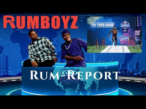 The Rum Report Ep. 12 2/27