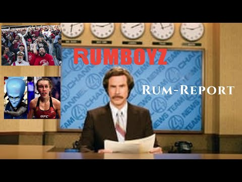 The Rum Report Ep. 14 3/10