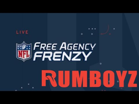 NFL Free Agency Frenzy!