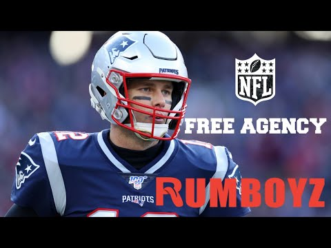 The Rum Report Ep. 15 NFL Free Agency
