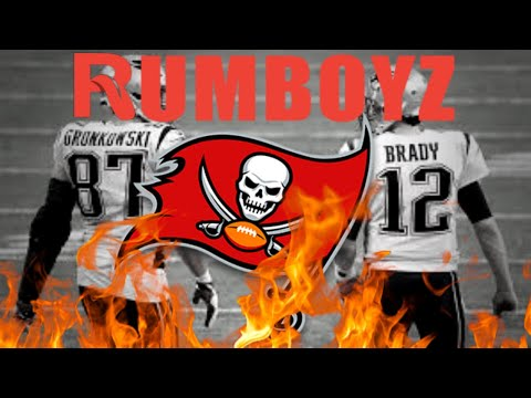 Rob Gronkowski To The Tampa Bay Buccaneers!