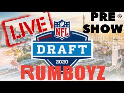NFL Draft Pre-Show LIVE!