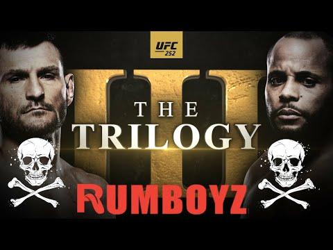 UFC 252: Miocic vs Cromier 3🥊