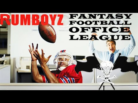 Rumboyz Fantasy Football Office League 🏈