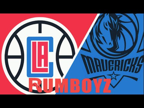 Los Angeles Clippers vs Dallas Mavericks West 1st Round Game 6