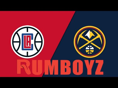 Los Angeles Clippers vs Denver Nuggets West Semifinals Game 3