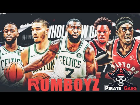 Boston Celtics vs Toronto Raptors East Conf. Semifinals Game 5