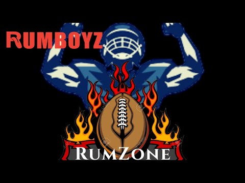NFL Rumzone week 1 2020