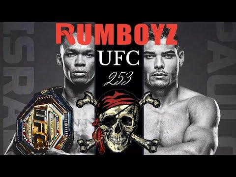 UFC 253 Adesanya Win Reaction