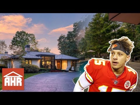 INSIDE PATRICK MAHOMES' $2 MILLION DOLLAR HOME