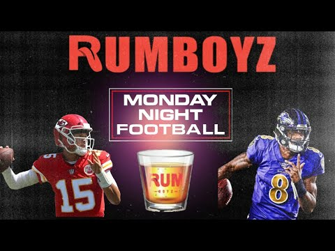 Kansas City Chiefs vs Baltimore Ravens Monday Night Football week 3