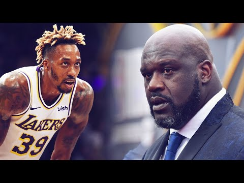 Shaquille O'neal SHOCKED fans with his comment on Dwight Howard's 'resurgence' | House Of Bounce