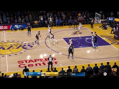 NBA LIVE 19 Lakers vs Mavericks LIVE STREAM
