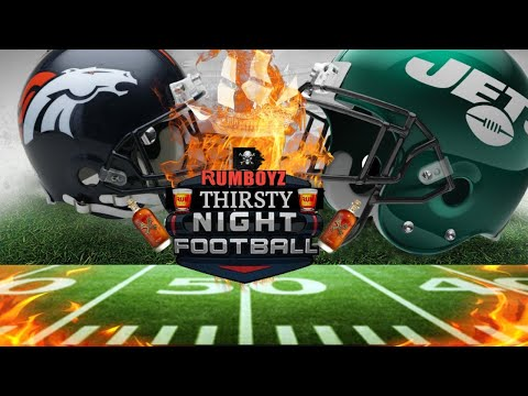 Denver Broncos vs New York Jets Thursday Night Football week 4