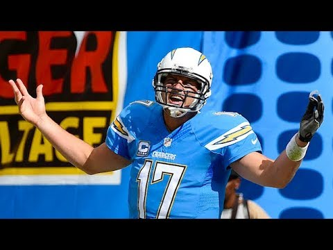 Eight Is NOT Enough: Chargers QB Philip Rivers Wants More Kids | The Dan Patrick Show | 9/17/18