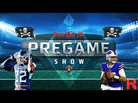 Rumboyz Tuesday Night Football pregame!