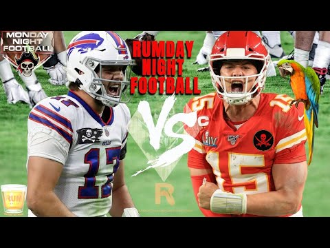 Kansas City Chiefs vs Buffalo Bills Monday Night Football week 6