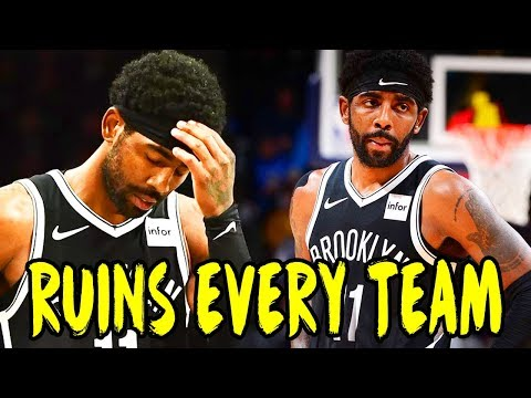 Why Kyrie Irving will RUIN the Brooklyn Nets (Ft. Kevin Durant)