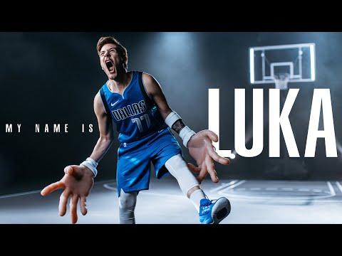 Luka Dončić feat. Drake & Bad Bunny – My Name Is Luka (Say Hello To My Bazooka) | by Klemen Slakonja