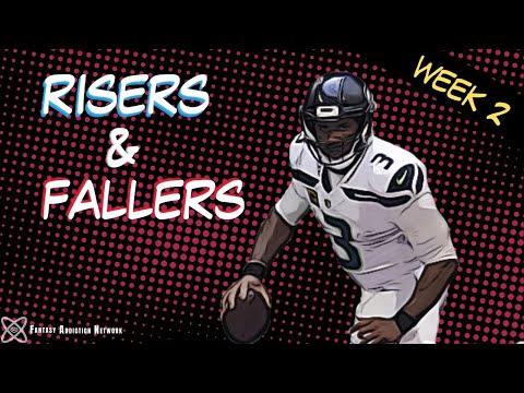 Fantasy Football Risers and Fallers – WEEK 2 TRADE TALK