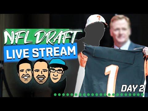 2020 NFL Draft Day 2 Analysis: Fantasy Football Live Show