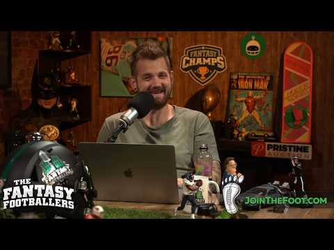 "Fantasy Football Week 7 – Mike ""The Fantasy Hitman"" Wright is LIVE answering questions!"