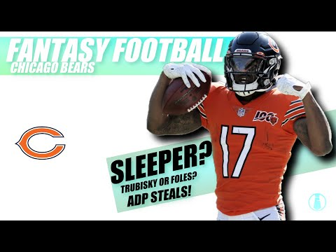 Fantasy Football: Chicago Bears 2020 Preview