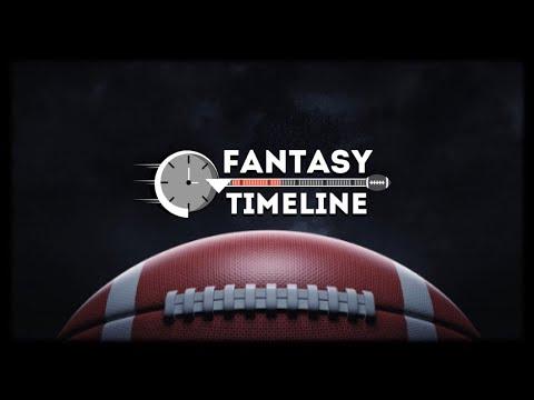 Epsiode 48 – 10.07.20 – The Fantasy Timeline Fantasy Football Show