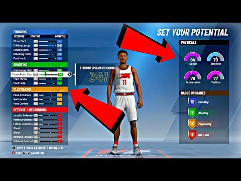 NBA 2K20 – CREATING THE BEST BUILDS IN NBA 2K20! 99 OVERALL MAXED OUT TEST GAMEPLAY!