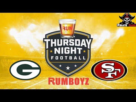 Green Bay Packers vs San Francisco 49ers week 9