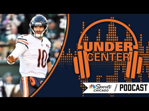 Lessons Bears' Matt Nagy can learn from Kyle Shanahan | Under Center Podcast | NBC Sports Chicago