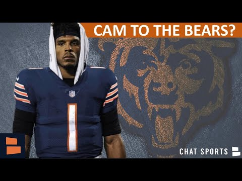Chicago Bears Rumors On Cam Newton To The Bears, Signing Emmanuel Sanders, John DeFilippo & Trubisky