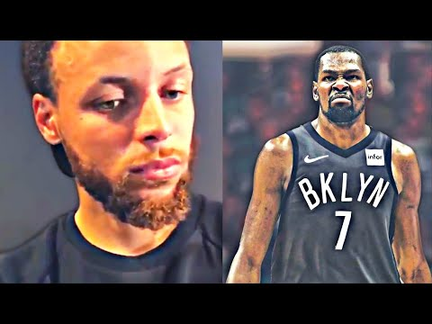 Stephen Curry Discuss Kevin Durant Leaving GSW For The Nets!!