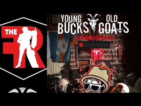 Week 9 Fantasy Football Guest Michael Hernandez from The Figure Report Young Bucks Old Goats Ep 54