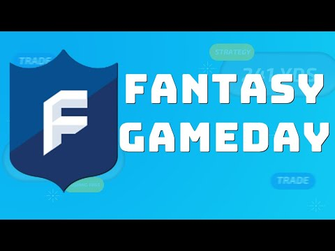 Fantasy GameDay: Last Minute Week 2 Fantasy Advice!