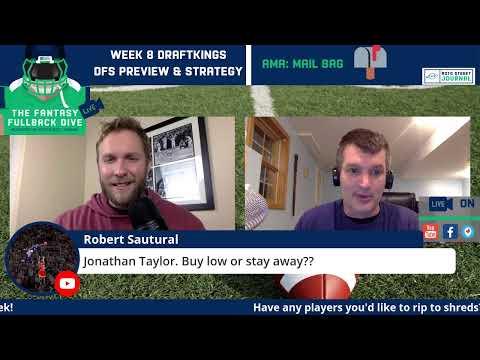 Week 8 Fantasy Football Recap: Risers, Fallers, Injuries + Week 9 Waiver Wire Early Look
