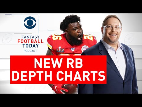 2020 Fantasy Football: RUNNING BACK RANKINGS + Debates | Fantasy Football Today