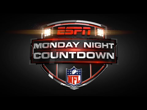 [DofuStream] Monday Night Countdown – Chicago Bears @ Los Angeles Rams