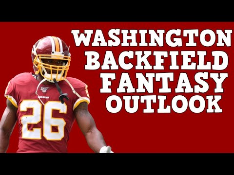 Washington Backfield Fantasy Outlook Without Guice | Fantasy Football 2020