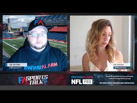 FA Sports Talk: Tuesday NFL and Week 6 Waivers