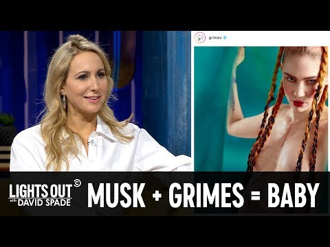 Grimes and Elon Musk Have Spawned (feat. Nikki Glaser) – Lights Out with David Spade