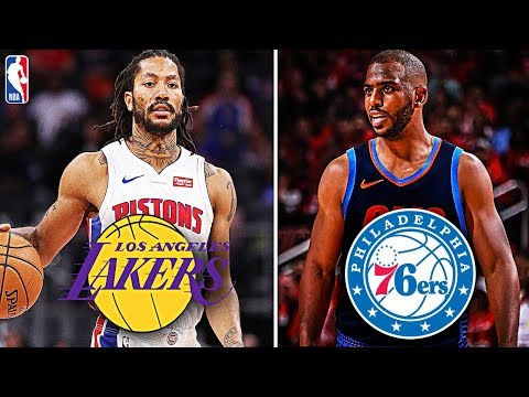 30 Huge Trades That Will Happen Before The NBA Trade Deadline