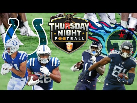 Indianapolis Colts vs Tennessee Titans Thursday Night Football week 10