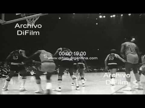 Lakers vs Supersonics temporada de basquet de la NBA 1970